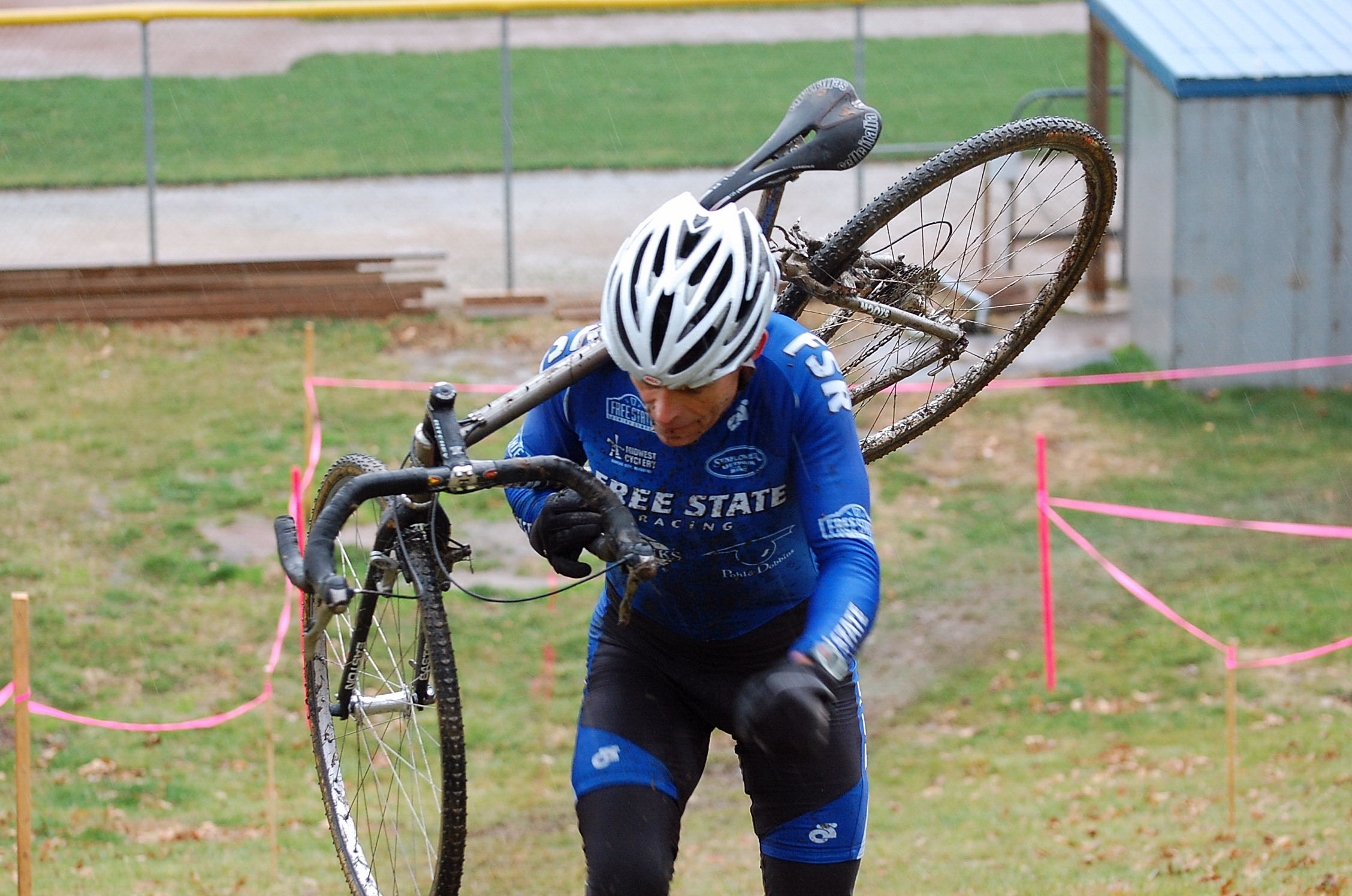 State Cyclocross Race