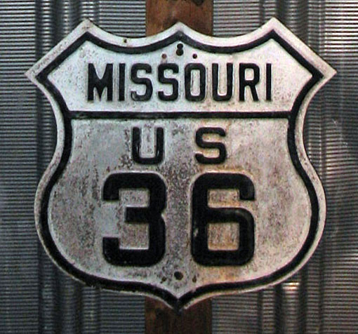 MO Highway 36 Bicycle Route Unveiled