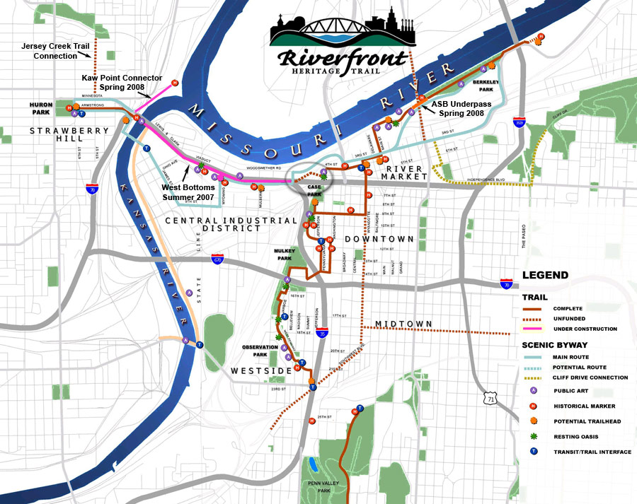 Bi-State Freedom Trail Opening Thursday