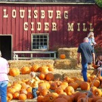 Lost Trail Cyclocross at Louisburg Cider Mill