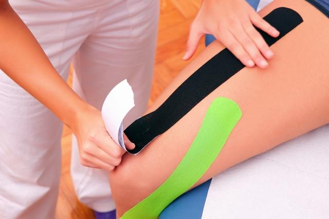 The Benefits of Kinesio Taping