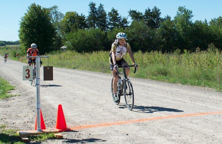 Iowa State Gravel Road Race