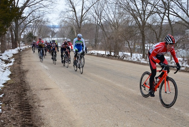 Results, Pictures, and Race Report: Perry Road Race #1