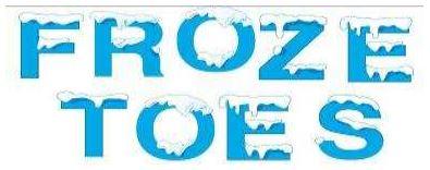 MO Racing: Froze Toes Road Race