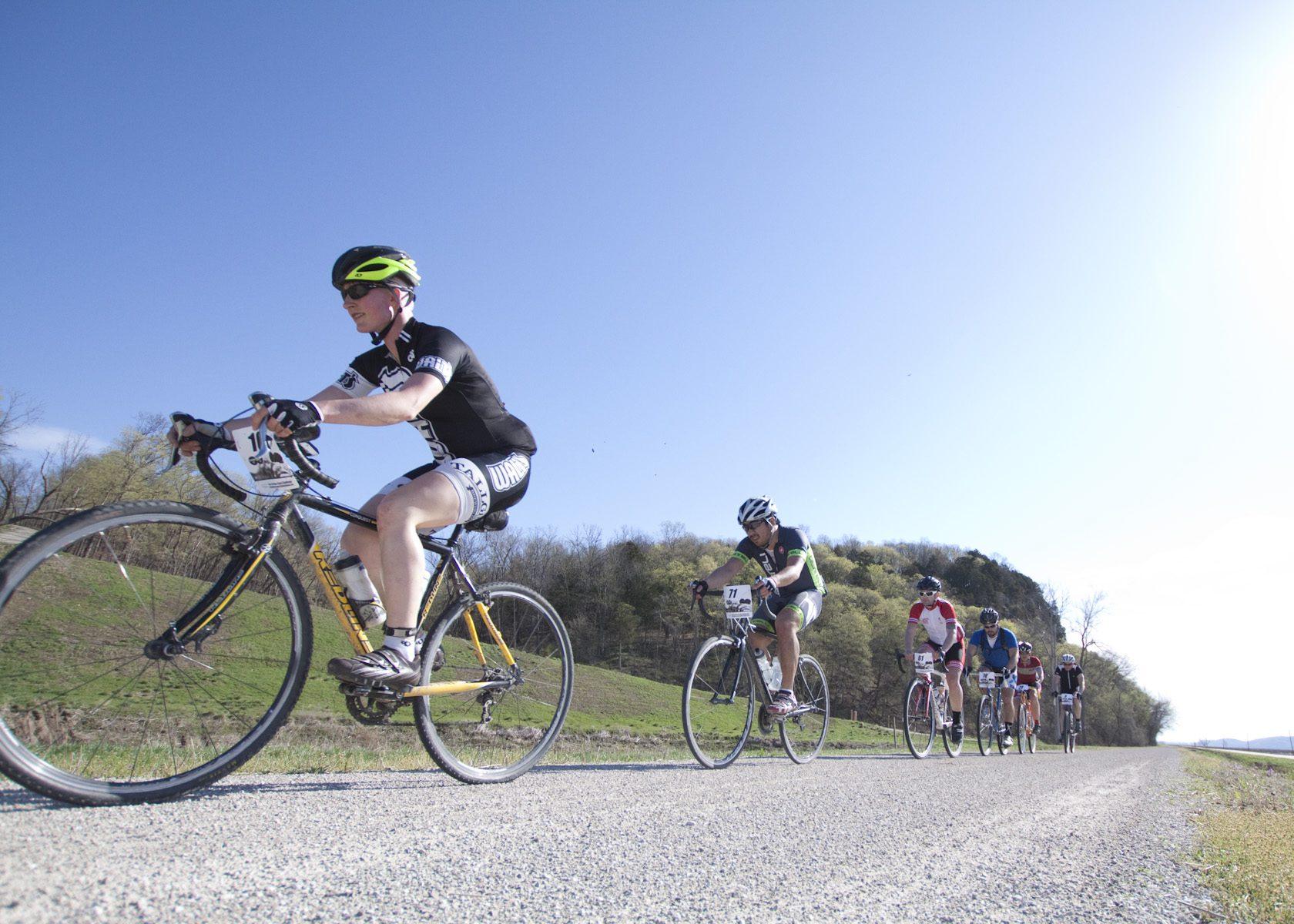 Tour of Hermann Gravel Road Race Weekend Report