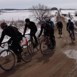 Sloppy Conditions for Iowa Spring Classic in Grinnell