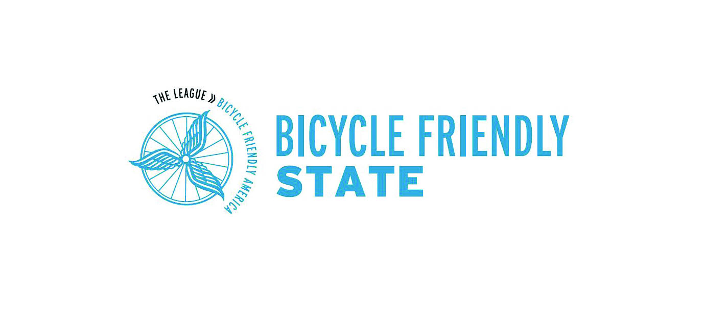 League of American Bicyclists Releases Bicycle Friendly State Rankings