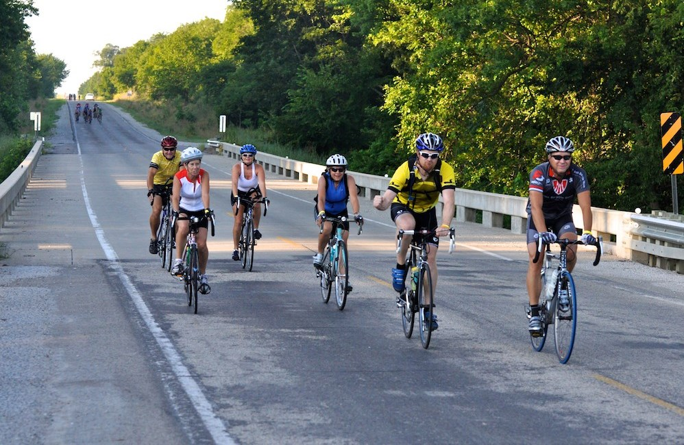 Kansas MTB Racing, Skills Camps, and Century Rides