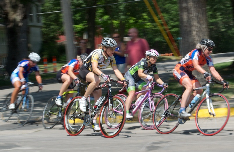 Bicycle Blues and BBQ Festival Report and Results