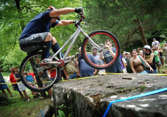 Eureka Springs Fat Tire Festival Trials