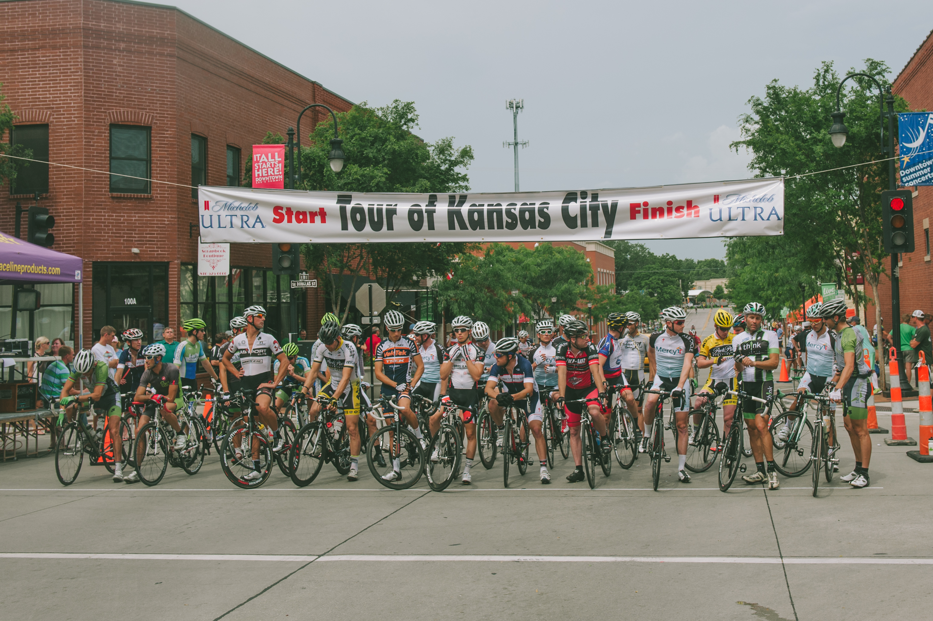 Tour of KC