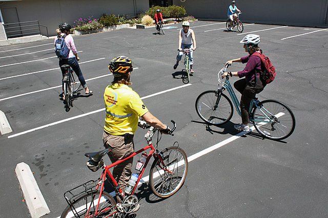 Women's Bike Clinic