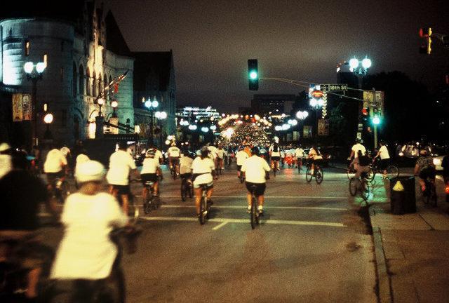 MO: Moonlight Ramble, Cyclewerx Crankfest and Tour de Wellness