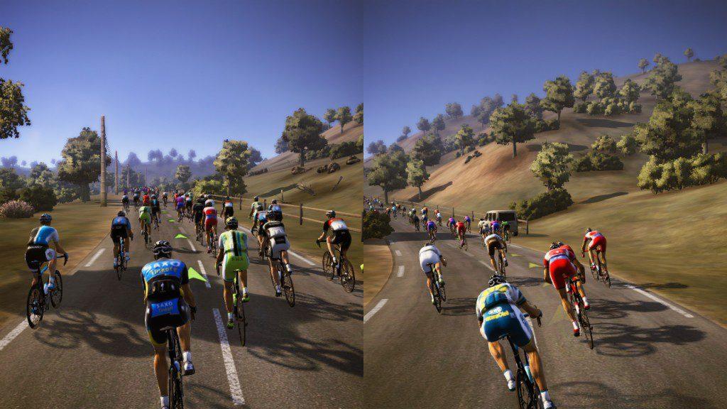 Tour de France Multi-Player