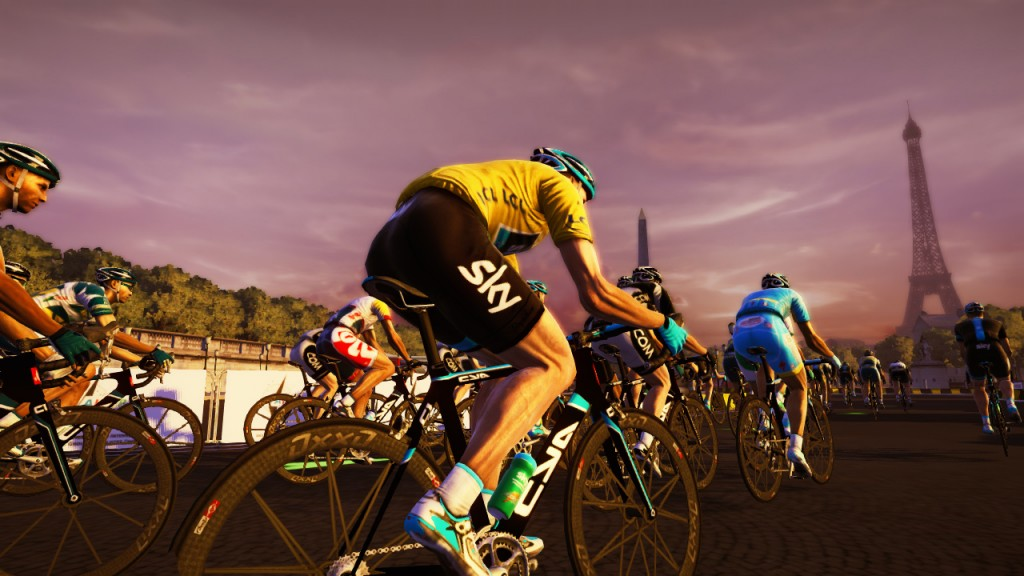 Tour de France Screenshot