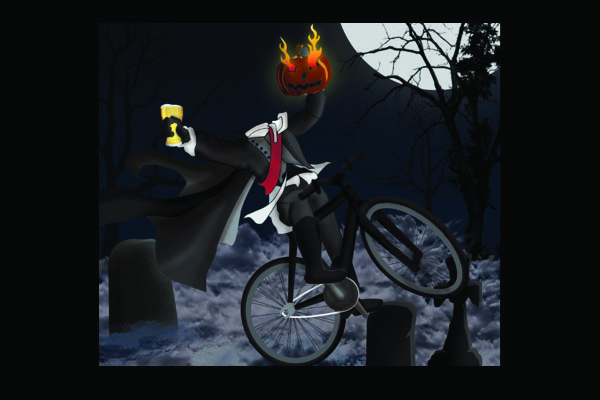 MO: Gateway Cross Cup, Hallowheelie, and Ghost Tours