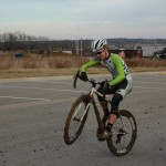 Longview Cyclocross: A Muddy Mess