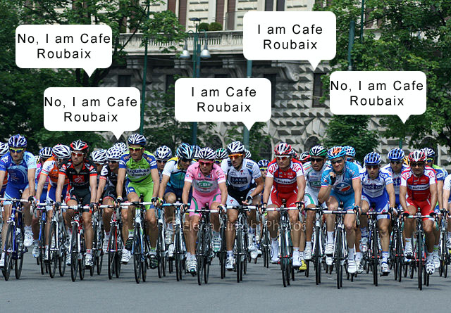 I Am Cafe Roubaix