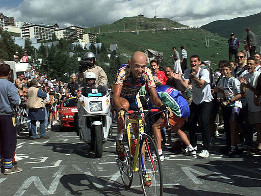 The Accidental Death of a Cyclist – Marco Pantani