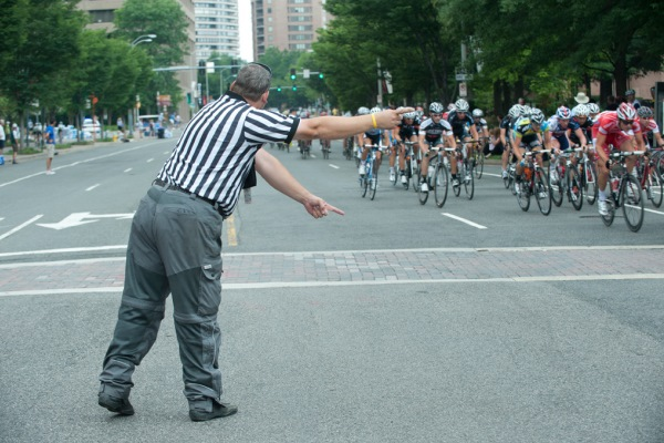 Cycling Official