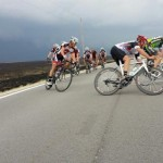 Bazaar Road Race, One Hail of a Time.