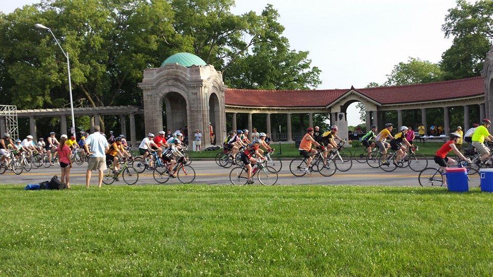 Tour of Kansas City Fun Ride
