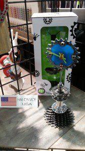Velo Bling Bicycle Clock