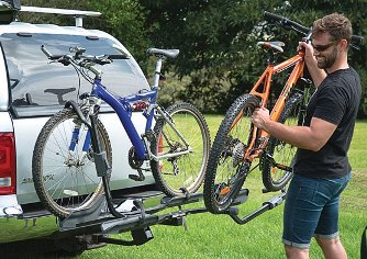 Rhino Rack Dual-Trekker-Bike Rack