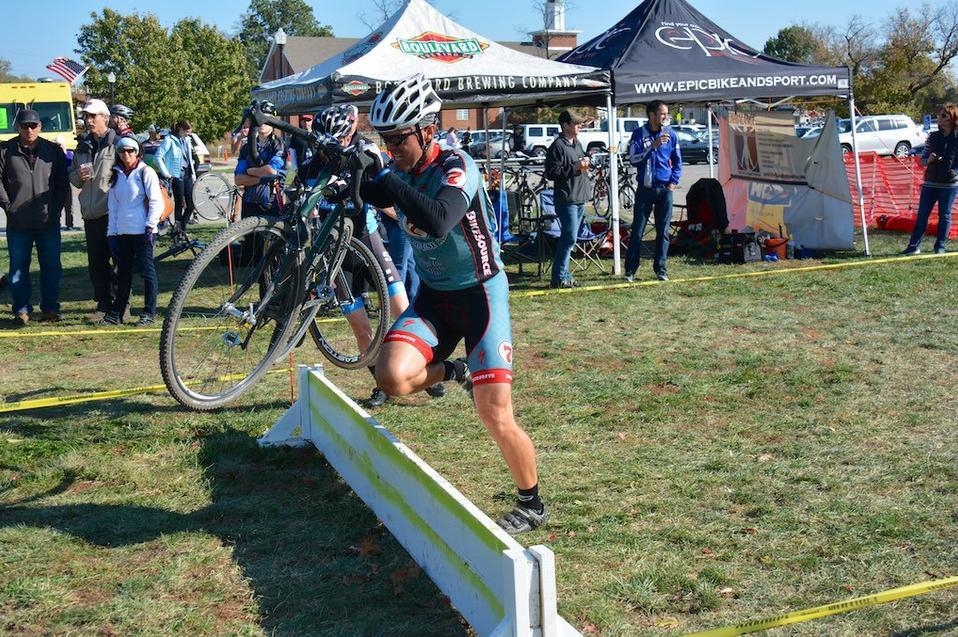 KC Cyclocross: Colavita Cup and Boulevard Cup