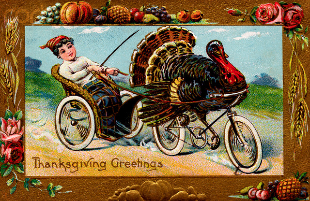 Happy Thanksgiving From Prologue Cycling Magazine