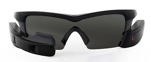 Recon Jet - Black Frame - Meteor Gray Lens
