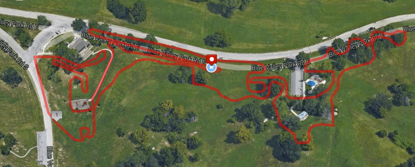 Prologue Cyclocross Course