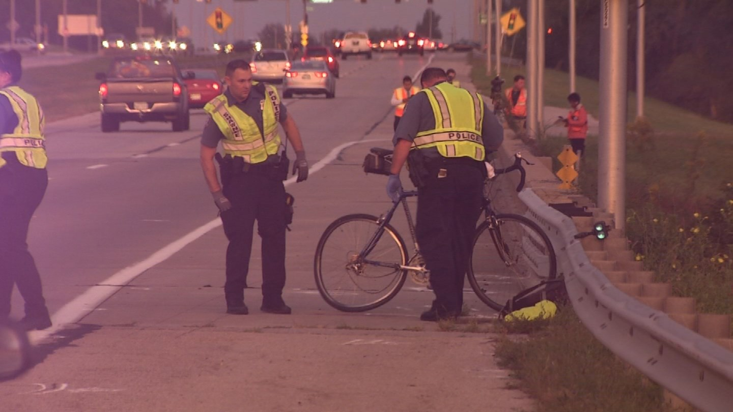 Kansas City Area Cyclist in Critical Condition after Hit and Run