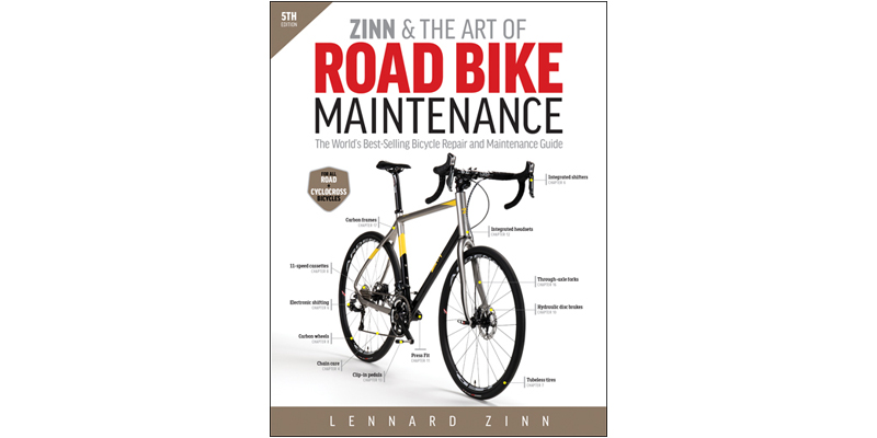 Lennard Zinn's New Guide Helps You Upgrade Your Ride