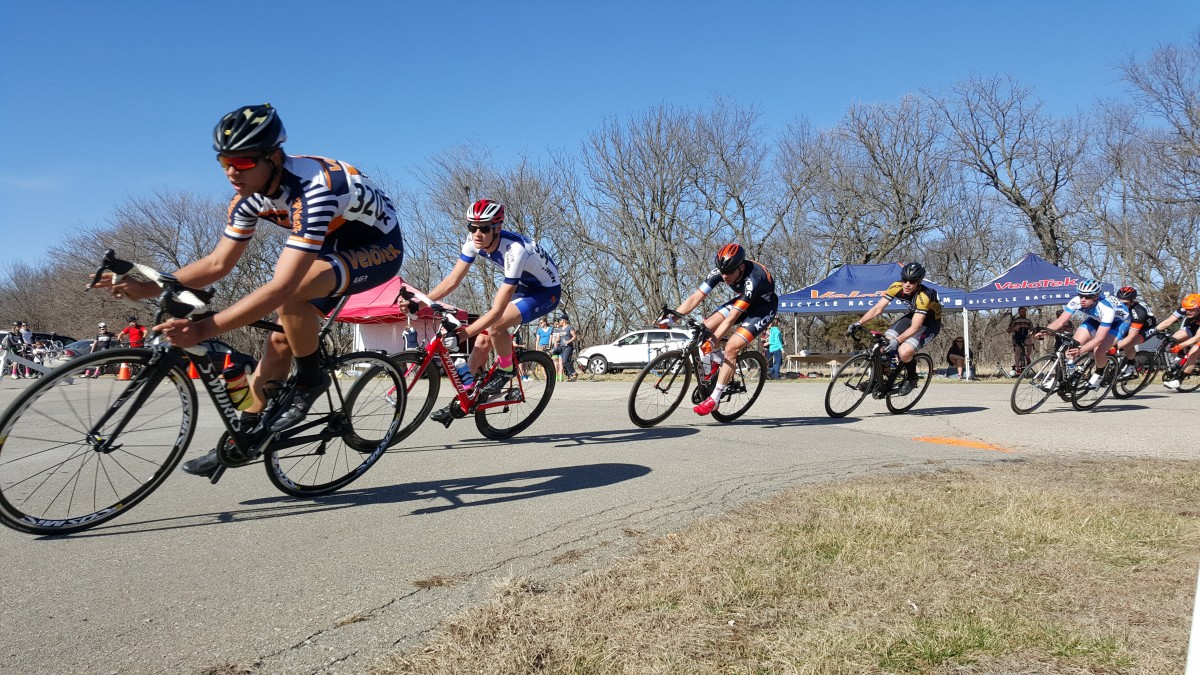 Spring Fling Week One Brought Big Fields and Record Temps
