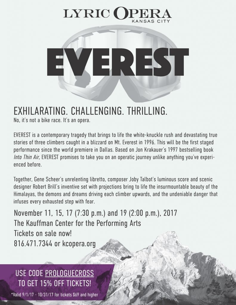 Lyric Opera Kansas City Everest