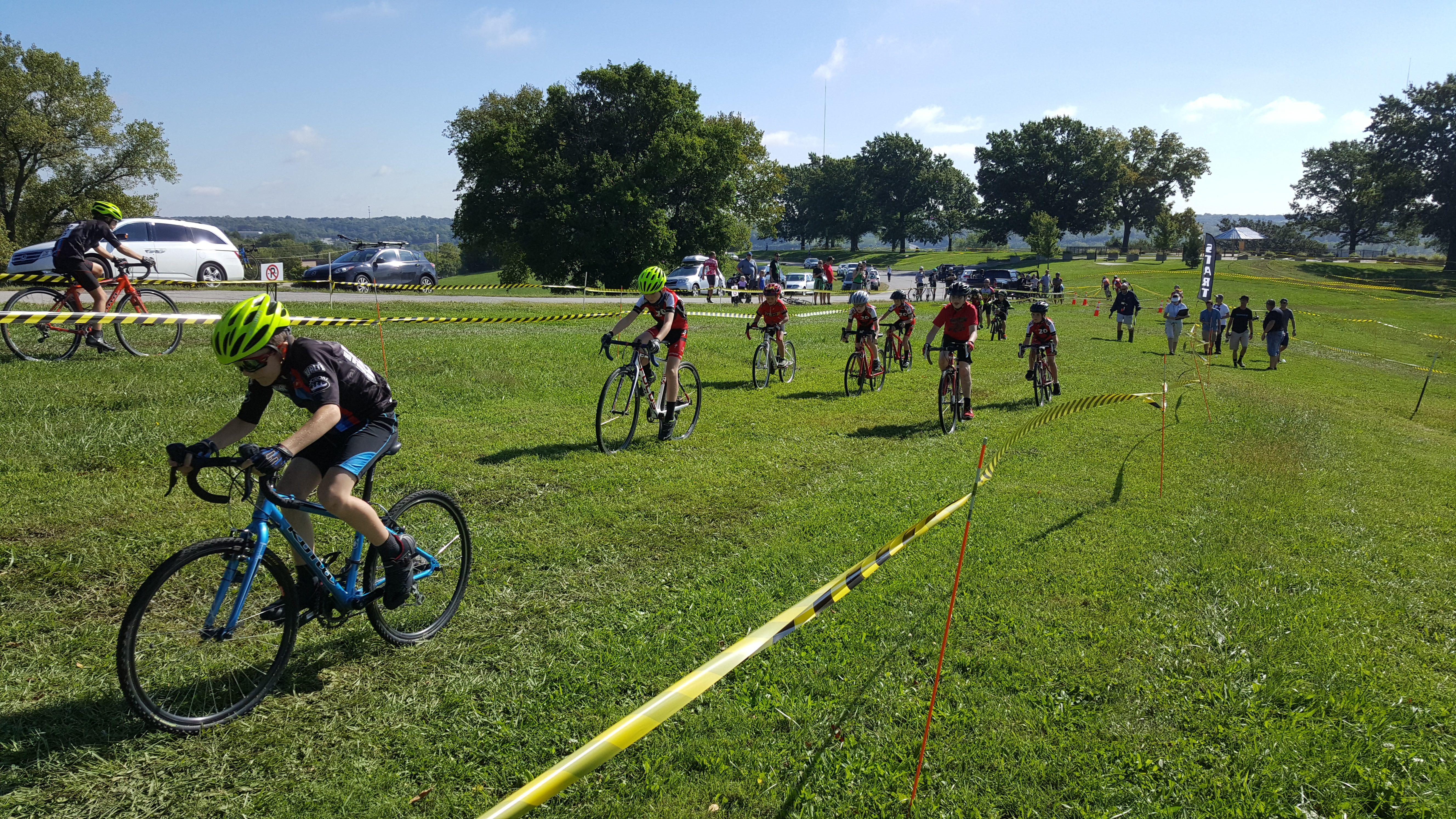 Prologue Cyclocross Junior 15-18 Schedule Change