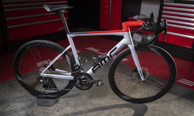 BMC unveils AG2R CITROËN TEAM Bike